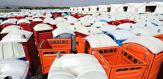 Champion Portable Toilets in Jerome,  ID